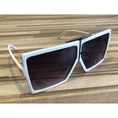 Dasoon UV 400 Napszemcsi Fehér (Vm162)