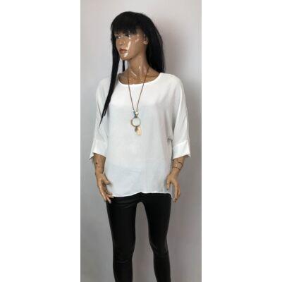 New Collection Fehér Tunika (Vm1389)