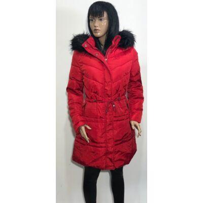 Yes Pink Téli Kabát Piros (Vm675)